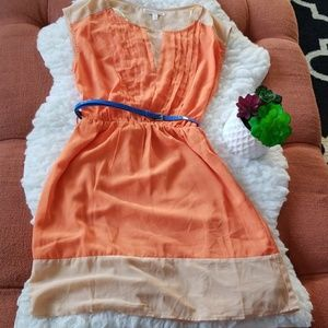 Jealous Tomato casual dress with belt
